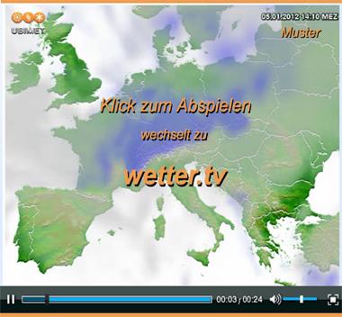 wetter-tv-Regenfilm